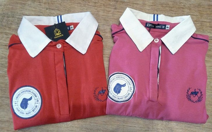 Camisa Pólo Feminina Sela