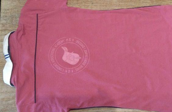 Camisa polo feminina Sela