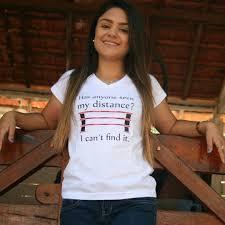 Camiseta Chevaux Tees (Has anyone seen my distance?)