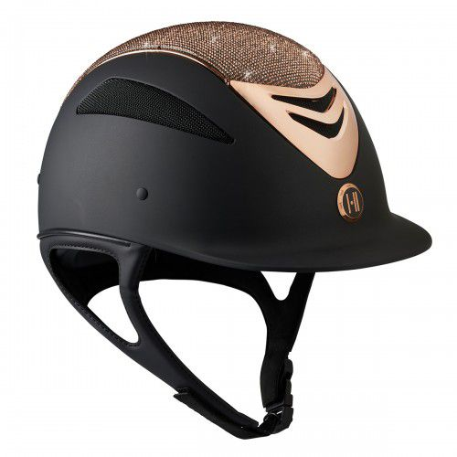 Capacete OneK™ Glamour Rose Gold