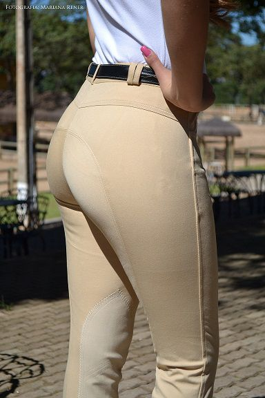 Culote Cavallus Feminino Bolso Tradicional