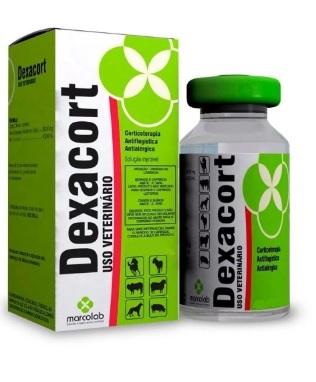 Dexacort - (Dexametasona) 25mg - 50ml Ceva