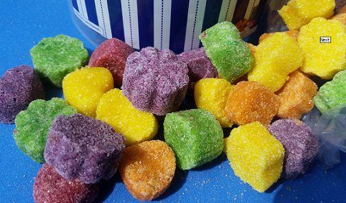 Gelícia Cubos de Gelatina Sabor Mix