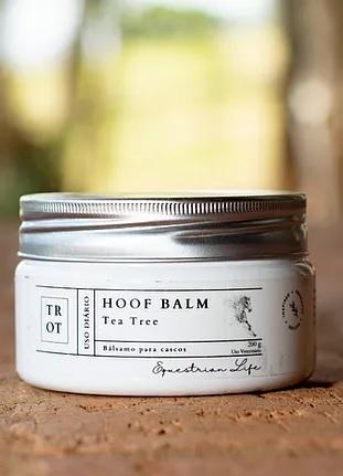 Hoof Balm Tea Tree - Bálsamo para cascos
