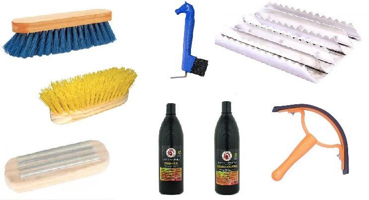 Kit Higiene para cavalo