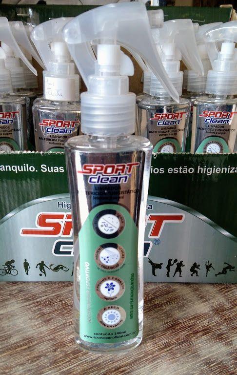 Limpador Bactericida Fungistatico Sport Clean