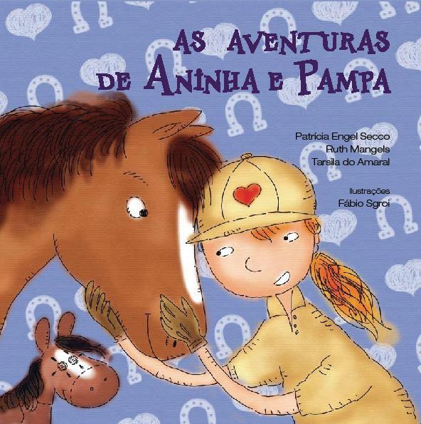 Livro - As Aventuras de Aninha e Pampa