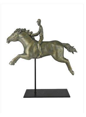 Objeto decorativo Equestrian