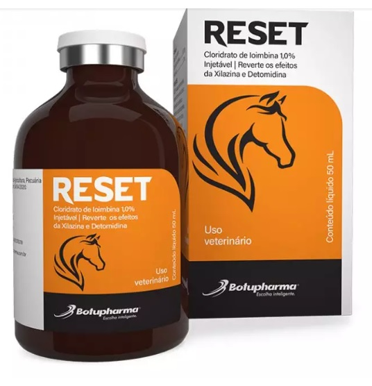 Reset (Cloridrato de Ioimbina 1%)