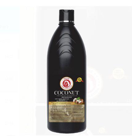 Shampoo de Coconut  nutrição Intensiva 1 Litro - Brene Horse