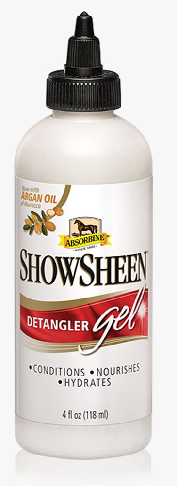ShowSheen Desembaraçador Gel 120ml Absorbine