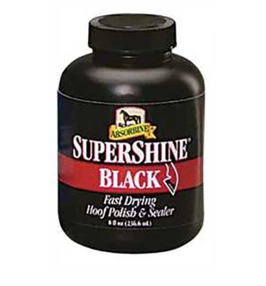 SuperShine Hoof Polish and Sealer 236ml Absorbine