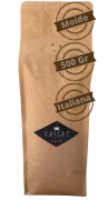 CAFÉ ESPECIAL MOÍDO PARA CAFETEIRA ITALIANA - 500 Gr