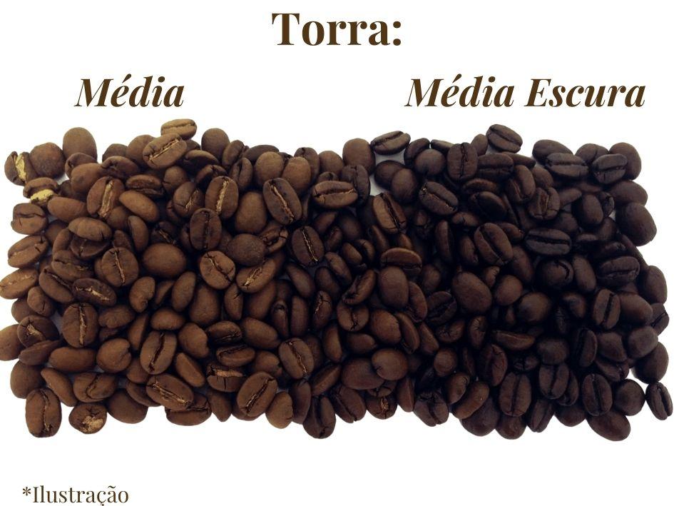 CAFÉ ESPECIAL TORRADO EM GRÃO - 1 Kg