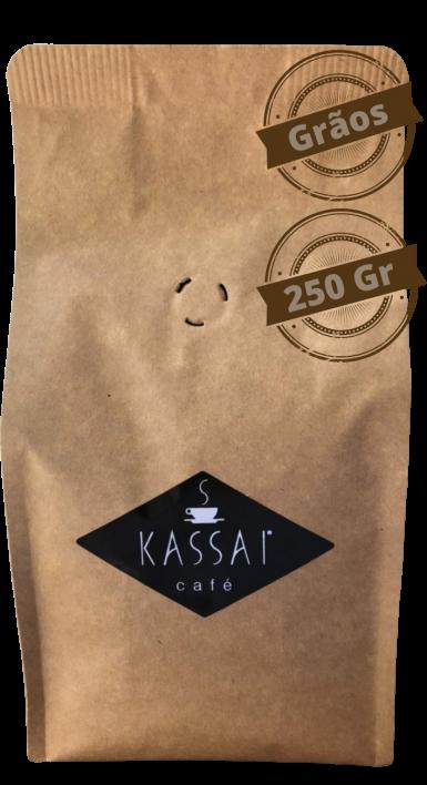 CAFÉ ESPECIAL TORRADO EM GRÃO - 250 Gr