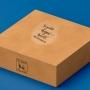 Etiqueta em Vinil Personalizada Transparente 5cm