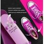 Etiqueta Escolar em Vinil - Skate