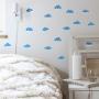 Adesivo para decoração de parede - Nuvem