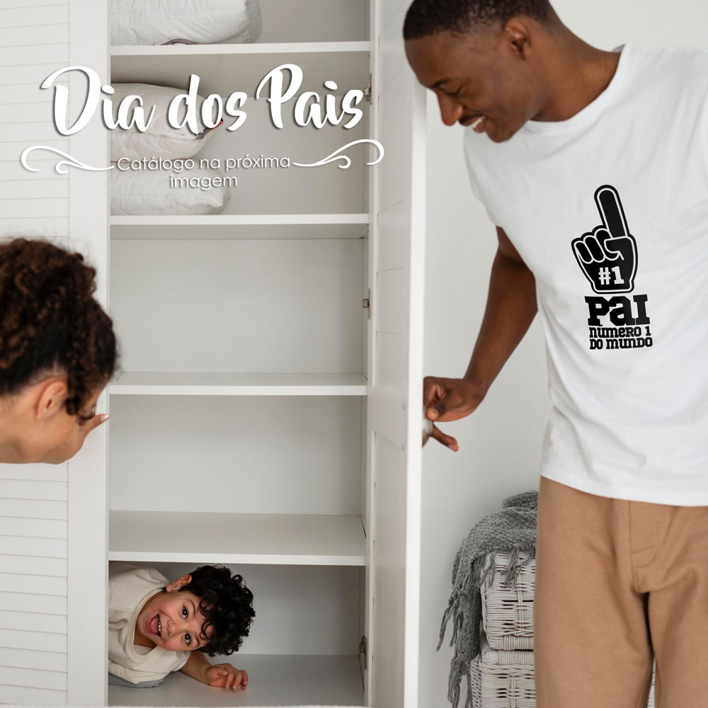 Camisa Coleção Dia dos Pais 2