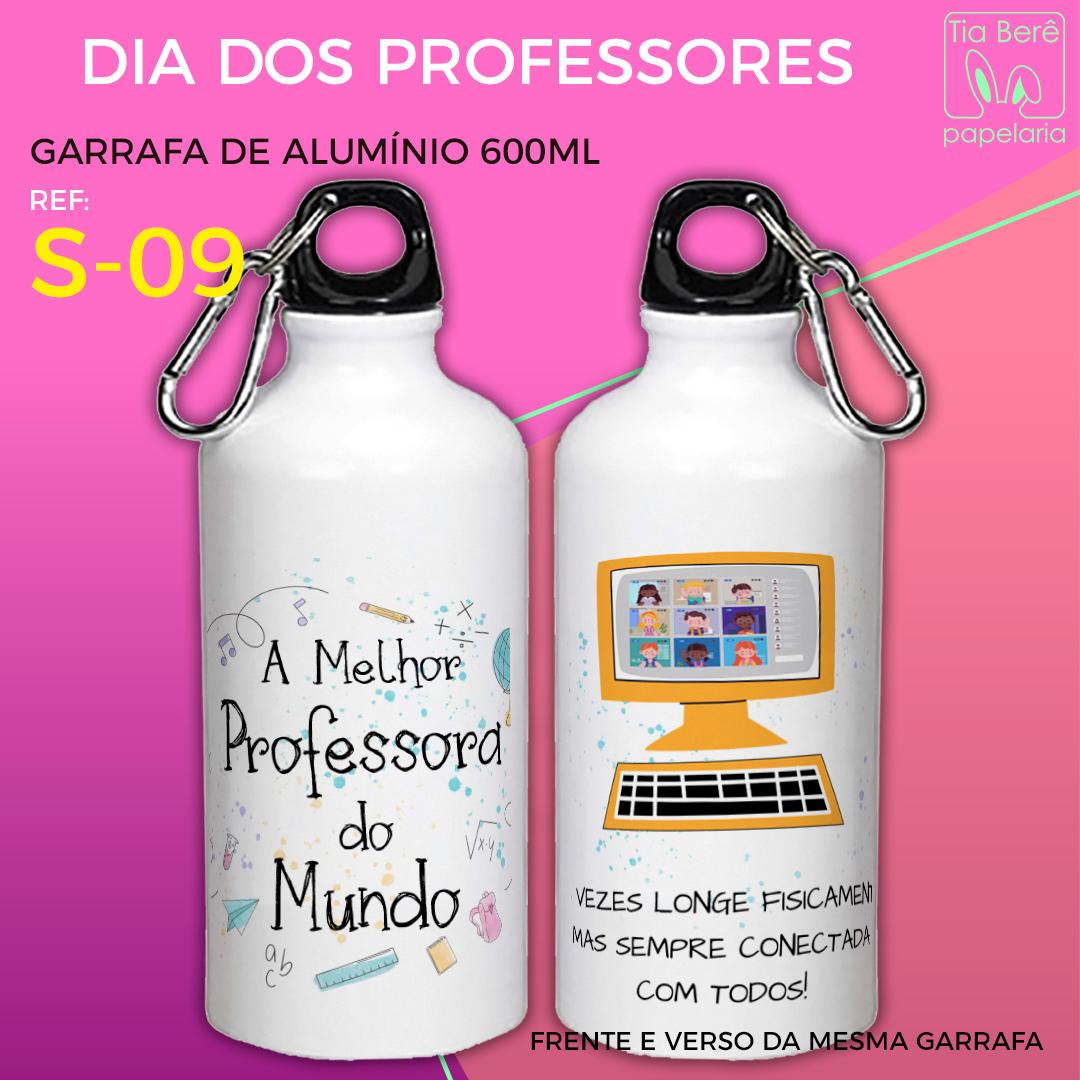 Garrafa Alumínio - Professores