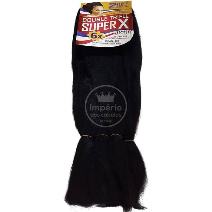 JUMBO SUPER X  (400G) - zhang hair