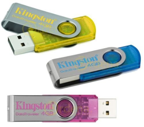 Pen Drive Kingston 4gb Original 100% Frete Barato Abmidia