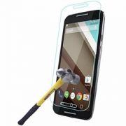 Pelicula De Vidro Temperado Para Moto E Smartphone  Celular (GHM-MOT E)