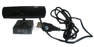 Webcam 12 Mega Pixel Clip Para Notebook Netbook Desktop