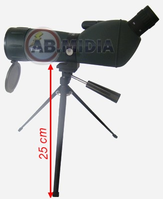 Monoculo Spotting Scope 18x-36x 50 Serie Terrain Telescopio (VIVVT2060)