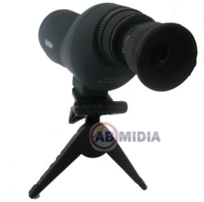 Telescopio Monoculo Spotting Scope 18x36x50 Serie Terrain Emborrachado