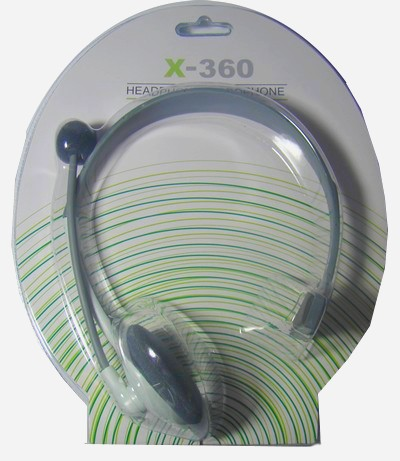 Headfone Fone Microfone Game Xbox 360 XboxLivre Chat