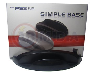 Suporte Base Vertical Ps3 Slim Ps3 P Jogos Games Playstation (TP3-359) # C2,2 ok