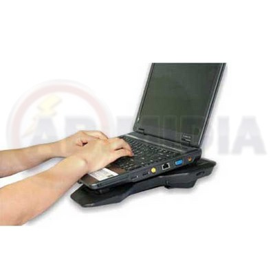 Base Suporte Notebook Netbook Laptop Usb Cooler Resfriamento (2017)