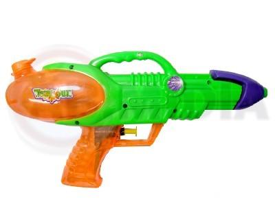 Brinquedo Plastico Pistola Agua Reservatorio Criança Brincar