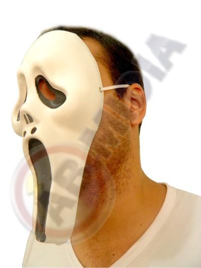 Fantasia Mascara Do Panico P/ Festas Baile Carnaval Hallowen # I