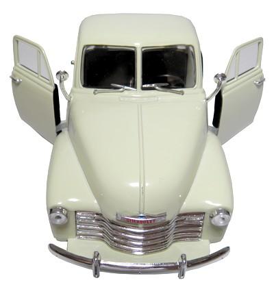 Miniatura 1 24 Carro Chevrolet 3100 Pick Up 1953 Coleção