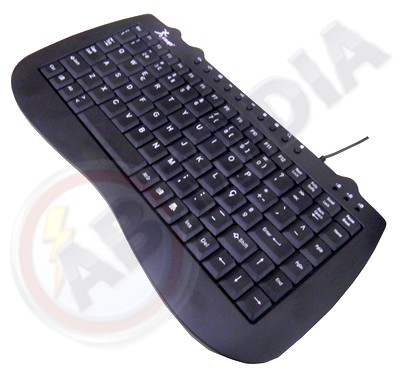 mini Teclado Multimidia Computador Pc Usb Informatica digitação (KP-2008)