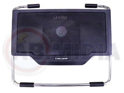 Base Suporte Cooler Notebook Usb Netbook Resfriamento Led (0799)