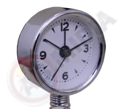 Relogio Despertador Mini Mesa Alarme Decoraçao Casa Hora (2123) # I