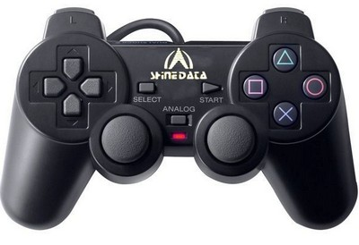 Controle Playstation 2 Ps2 Video Game Analogico Dualshock
