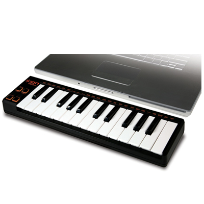 Teclado Usb Mini Computador Musical Keyboard Piano 25 Teclas