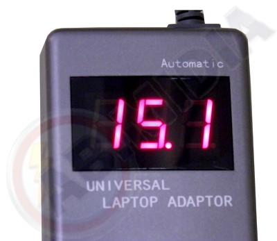 Fonte Carregador Universal Notebook Digital Automatica 120w