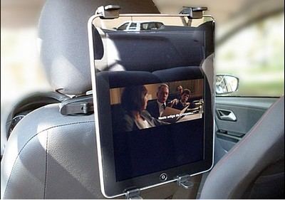 Suporte Apple Ipad Veicular Tablet E-reader Banco Carro Dvd (HD-03 #B3.1)