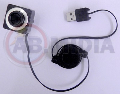 webcam pc notebook netbook usb plug & play computador video (w-5) #A