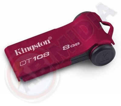 Pen drive 8 Gb Kingston Pen Drive Usb Memoria Pc Computador