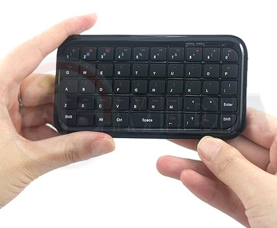 Mini Teclado Bluetooth Celular Tablet Iphone Ps3 Computador (V3.0)