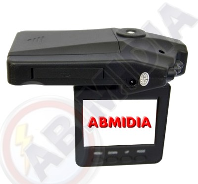 Camera Digital Filmadora Automotiva Carro Visao Noturna Leds CAHD (472)