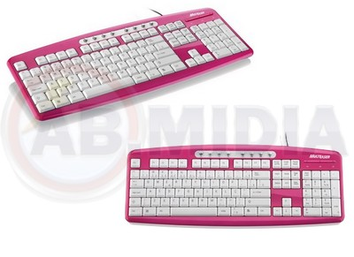 Teclado Multimidia Computador Desktop Pc Notebook Multilaser (TC-131 #A1.3)