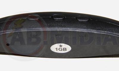 Fone De Ouvido Memoria Interna 1 Gb Mp3 Player Recarregavel