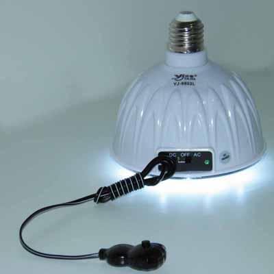 Lampada Recarregavel 22 Leds com Controle Remoto emergencia (76005-E)